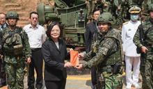 「民進黨讓台海不安全是國際公認」 他批蔡英文:拿全台人命當籌碼