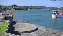 雨水解渴!寶二水庫蓄水率達74% 竹科夏季可望穩定供水