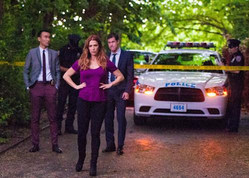 Poppy Montgomery on 'Unforgettable's' Big Makeover — and the Challenge of Being a Redhead