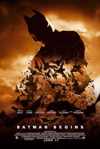 Batman Trilogy Posters