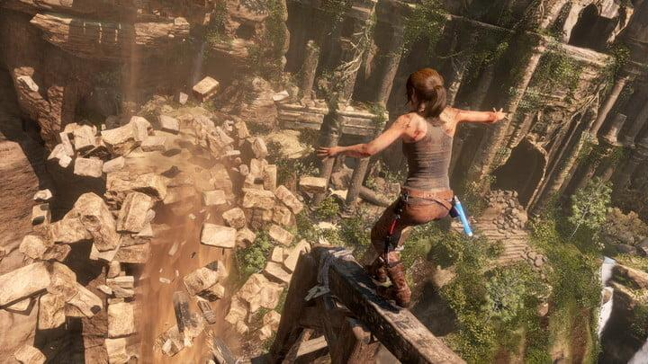 best ps4 games rise of tomb raider