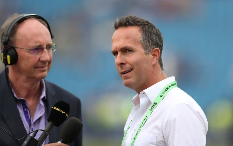 Cricket: England's Denly not good enough, says Vaughan