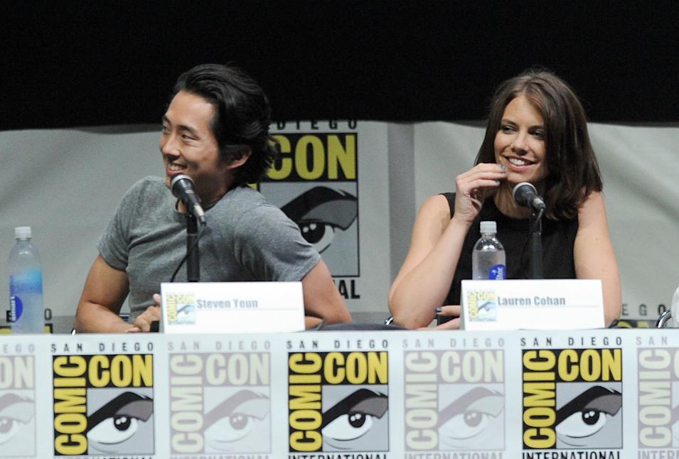 "AMC's ""The Walking Dead"" Panel - Comic-Con International 2013"