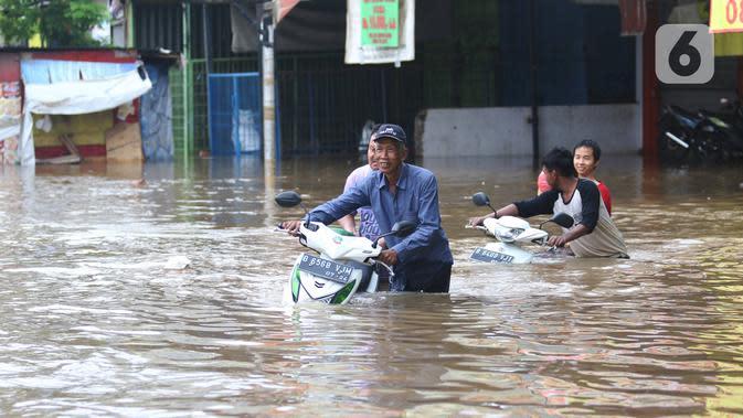 Pengamat: Kerja Bakti Tidak Menyelesaikan Masalah Banjir