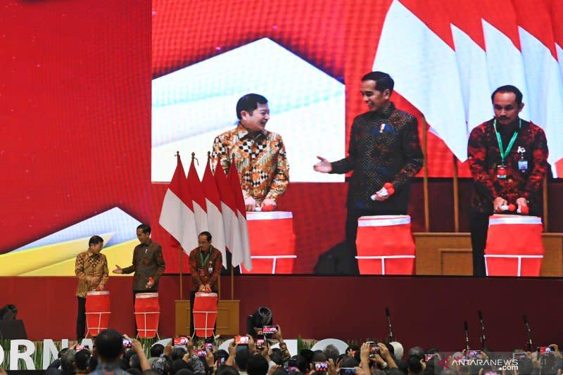 "Presiden Jokowi:  UMKM segera masukan ""e-catalogue"""
