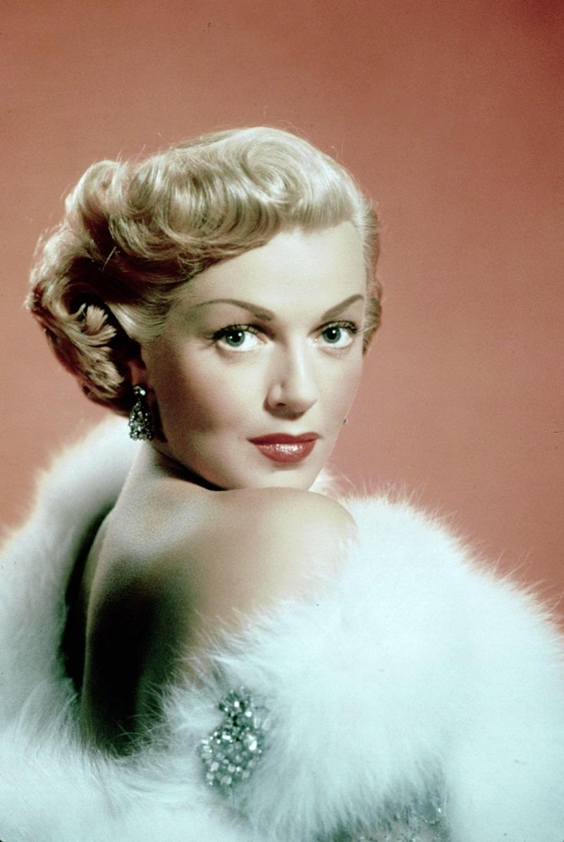 lana turner in cass timberlane with no part, hairstyles