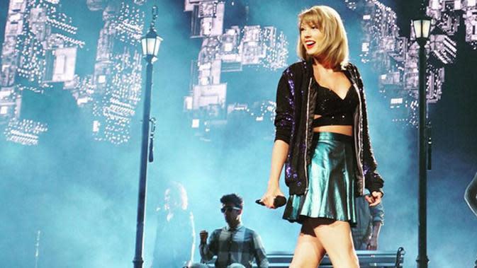Taylor Swift (Instagram/taylorswift)