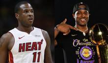 NBA/被熱火拋棄 他竟在湖人奪冠