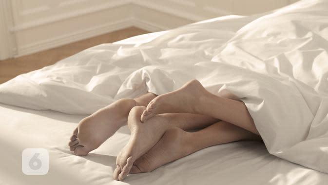 Beberapa orang juga bisa terangsang secara seksual ketika melihat kaki (iStockphoto)