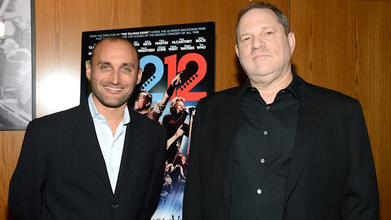 Harvey Weinstein: Sheikh Donated $500,000 to 12-12-12 Concert to Meet Kristen Stewart