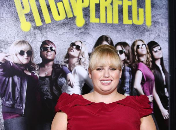 Five things to know about 'Pitch Perfect' star Rebel Wilson