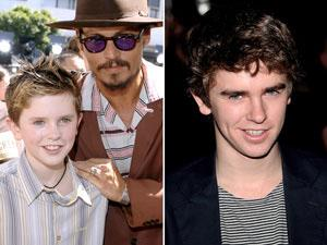 A&E casts ex-child star Freddie Highmore as Norman Bates