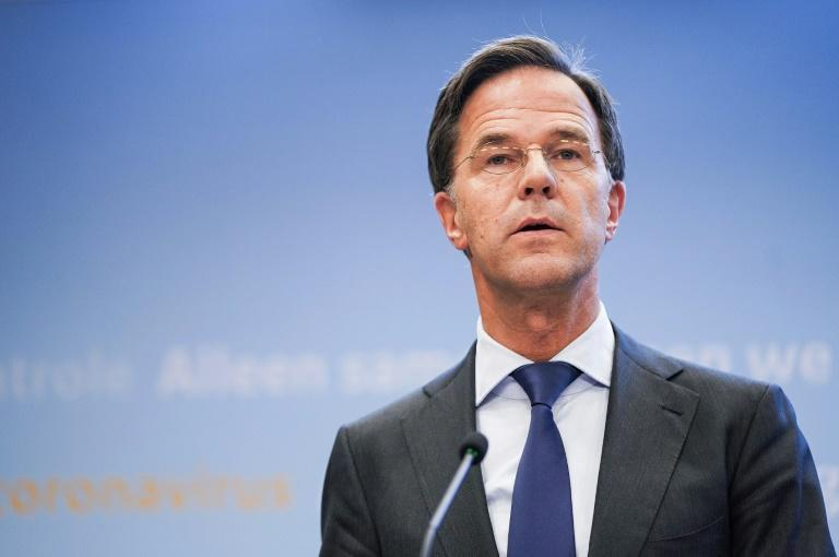 Dutch PM orders 'partial lockdown' to halt coronavirus surge