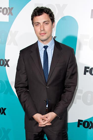 Fox 2012 Programming Presentation Post-Show Party - John Francis Daley