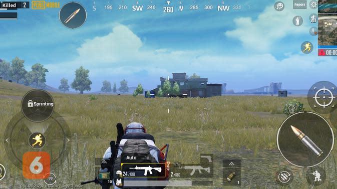 PUBG Mobile (Liputan6.com/ Agustin Setyo W)