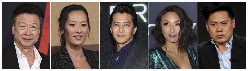 Asian American Actors Racism