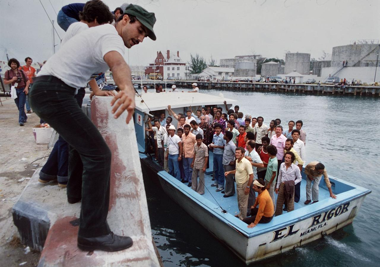 <p>In what was an already a tense moment between Cuba and the United States, Fidel Castro agreed to allow thousands of Cubans seeking asylum to leave the island for Miami in September of 1980. This forever changed the makeup of Miami, as well as how the country viewed immigration. </p>