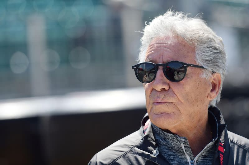 Esports - U.S. great Andretti goes back to being a rookie on Indy oval