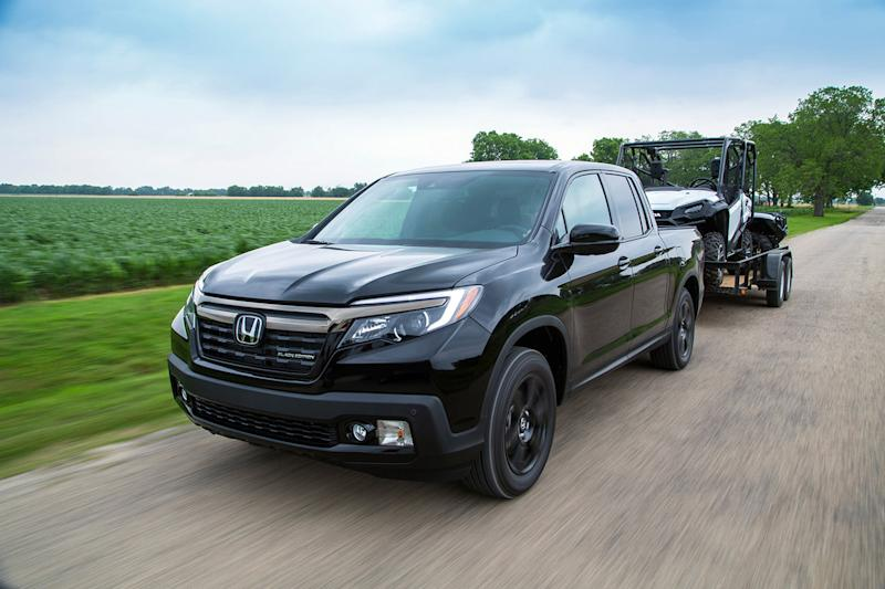 best trucks 2020 Honda Ridgeline