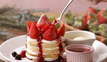 超犯規!把整個冬天的草莓全部吃下肚