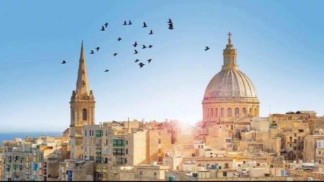 Ini 5 Fakta Negara Kecil Penuh Pesona, Malta