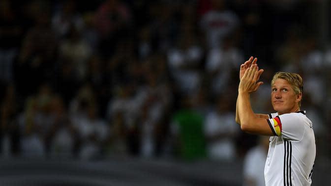 Bastian Schweinsteiger. (AFP/Patrik Stollarz)