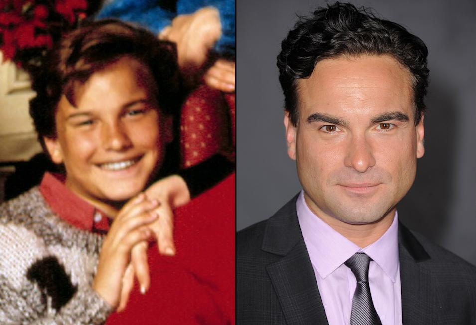 Then and Now Holiday Movie Kids