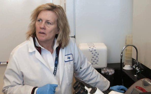 Discredited scientist Judy Mikovits