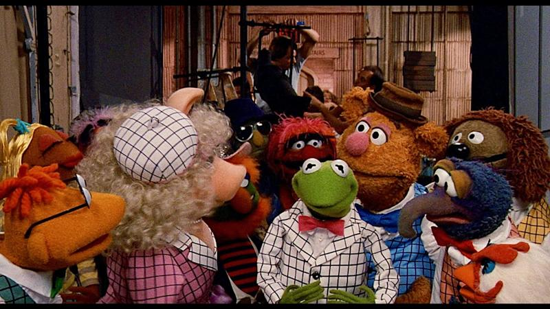 The Muppets Take Manhattan on Amazon Prime