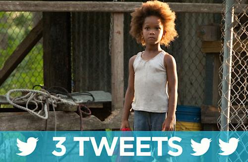 Three Tweets: #BeastsOfTheSouthernWild summed up in brief