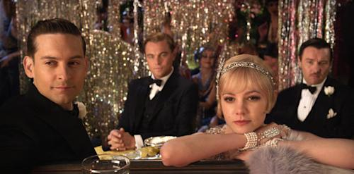 'The Great Gatsby' *finally* brings BFFs DiCaprio and Maguire together