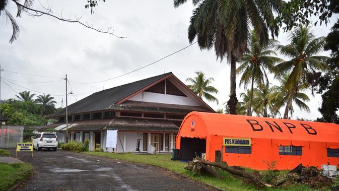 Jadi Tempat Isolasi Pasien Covid-19, Gedung Diklat ASN Banyuwangi Diberi Fasilitas Layaknya Hotel