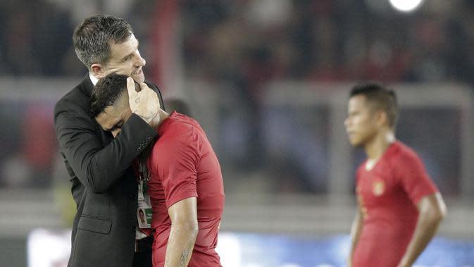 Otavio Dutra Sedih Simon McMenemy Dipecat Sebagai Pelatih Timnas Indonesia