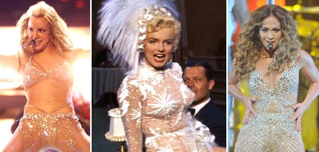 Marilyn Monroe made the template icons now follow (with video)