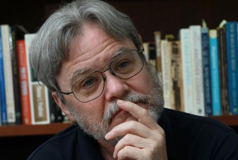 Gordon Mathews, anthology professor at Chinese University. Photo: SCMP