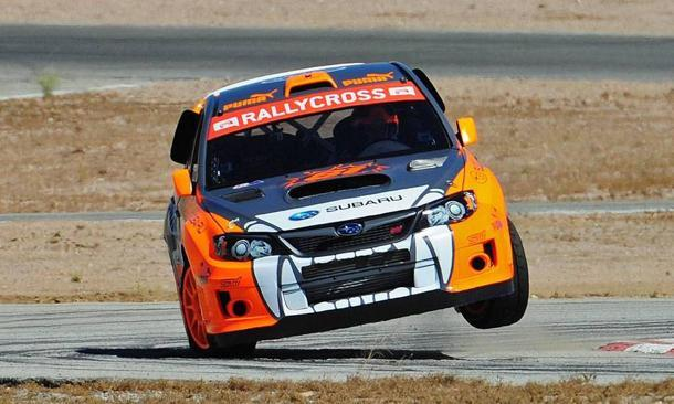 RallyCross racing: Strap in and feel the g's