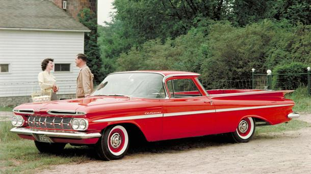 Oct. 16: Chevrolet launches the El Camino on this date in 1958