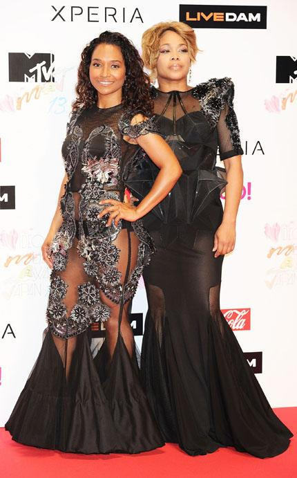 """Exclusive: Why No Left Eye on """"Waterfalls"""" Remake? TLC Explains"""