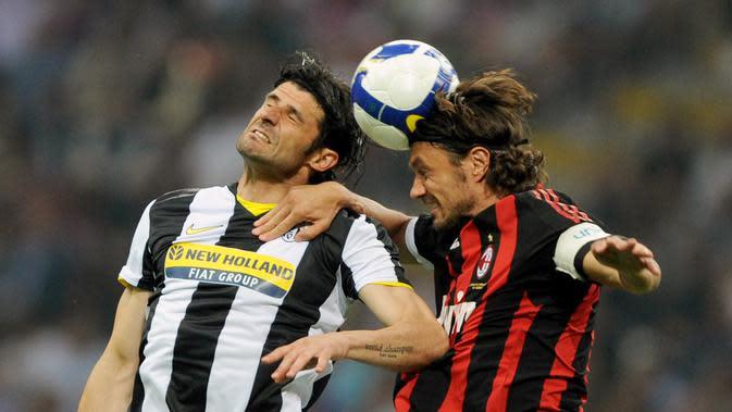 Meski demikian, Milan juga mengabarkan bahwa Duo Maldini dalam kondisi baik-baik saja dan akan tetap berada dalam karantina hingga penyakit tersebut hilang. (AFP/Guiseppe Cacace)