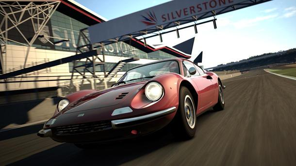 Gran Turismo 6 marches toward reality, races toward a holiday 2013 release
