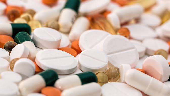 Ilustrasi obat batuk | pexels.com