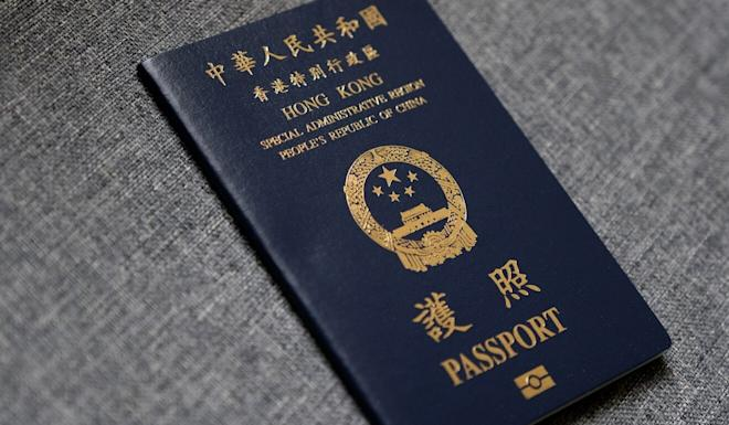By the end of last year, the Immigration Department had issued 12.39 million Hong Kong passports. Photo: Fung Chang