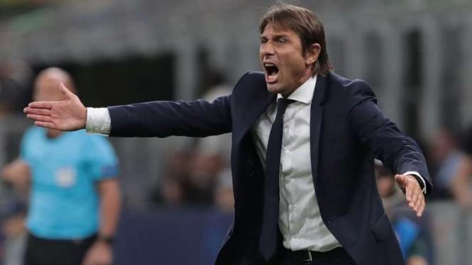 Inter Gagal Menang Lagi, Conte Bela Pemain