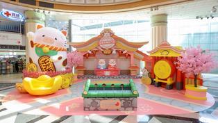 【農曆新年2021】罐頭豬Lulu登陸4大商場 4大打卡場景+換領利是封+免費下載圖貼