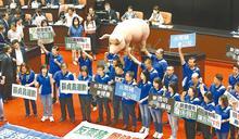 萊豬讓豬頭立委現形