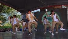 南投首屆街舞賽結合反毒宣導車埕展開 17強尬舞熱力四射