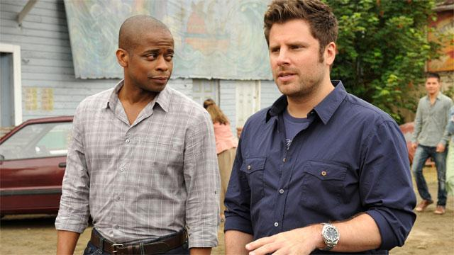 Comic-Con: 'Psych' Stars Sing Themselves Silly