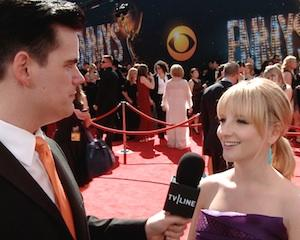 Video: The Big Bang Theory's Melissa Rauch Talks Bernadette Baby, Laments Recent Headlines