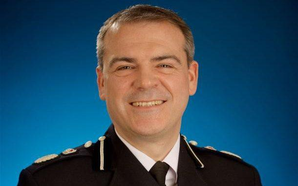Dave Thompson is the Chief Constable of West Midlands Police