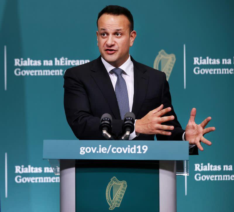 Ireland hopes to restart international travel later in the summer